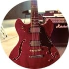 Gitarrenunterricht in der Bandschmiede